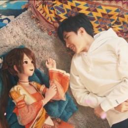 王俊凯代言诛仙游戏,与朵一跨次元恋爱!